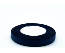 лента атласная сапфир, 1.2 см