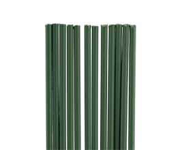 проволока для флористики толстая каркасная, 3-4 мм. 10 шт