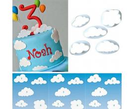 вырубка набор облако