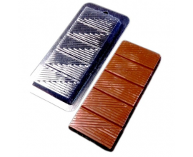 пластиковый Молд для шоколада и мастики  Алёнка