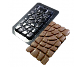 пластиковый Молд для шоколада и мастики Max Fun