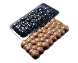пластиковый Молд для шоколада и мастики Bubble
