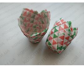 формочки тюльпан 10 шт