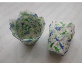 формочки тюльпан 10 шт.