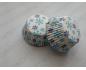 формочки для кексов стандарт 5030, снежинка. 100 штук