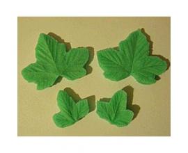 листики клубники