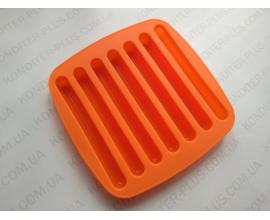 силиконовая форма савоярди, 13*1,3*1,8 см