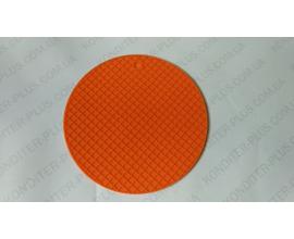 силиконовая форма в клетку, 16,5 см