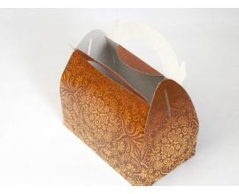 коробка сумочка  170х120х80 винтаж
