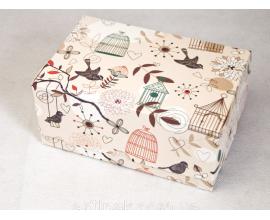 коробочка птичка на воле, 180*120*80