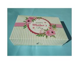 "коробка для сладостей Happy Mother's Day"", 225*150*60"