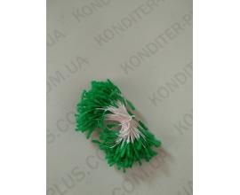 тычинки зеленые махровые