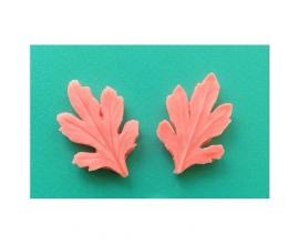 лист хризантемы