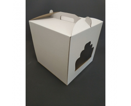 коробка тортик 30*30*30