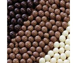 молочные шарики, 50 грамм, 1,5 см