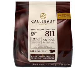 "Шоколад чёрный ""Callebaut"", 54.5% (400грамм)"