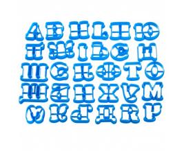 алфавит голубой 4,7 см