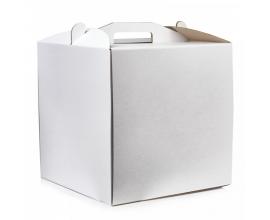 коробка для торта 25*25*30