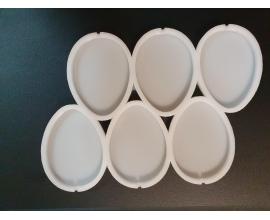 молд силиконовый для леденцов, 6 см