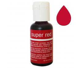 Гелевый краситель Chefmaster Liqua-Gel Super Red