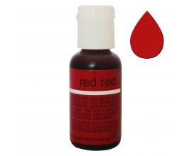 Гелевый краситель Chefmaster Liqua-Gel Red Red