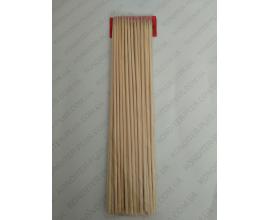 палочки острые 35 см, толщина 4 мм