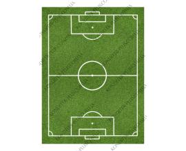 вафельная картинка футбольное поле