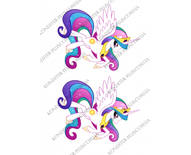 вафельная картинка my little pony 1