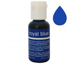 Гелевый краситель Chefmaster Liqua-Gel Royal Blue