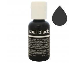 Гелевый краситель Chefmaster Liqua-Gel Coal Black