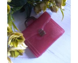 пластиковая форма портфель классика 8,5*8 см