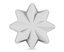 форма восьмиконечная звезда - евро десерты
