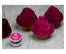 краситель порошок водорастворимый насыщенный розовый, 10 грамм