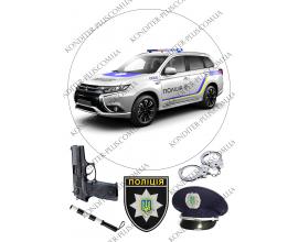 вафельная картинка полиция 3