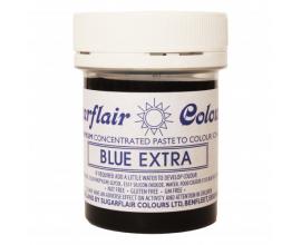 паста концетрат Sugarflair Max Голубой (Blue Extra), 42 гр
