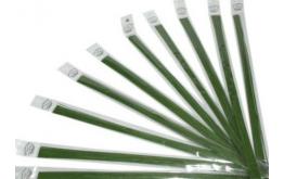 Проволока зеленая Hamilworth №24, 50 шт