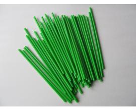 """палочки для кейк-попсов """"зеленые"""""""