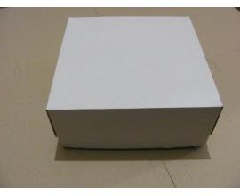 Коробка для торта, 27,5*27,5*7,5см